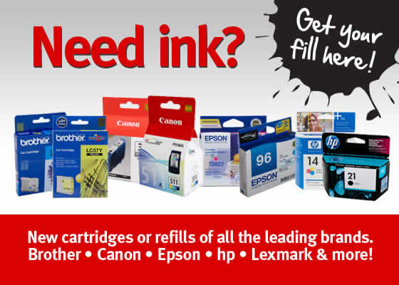 Printer Cartridges Tasmania Online